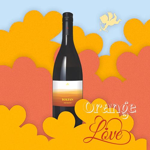Aromano Orange Love