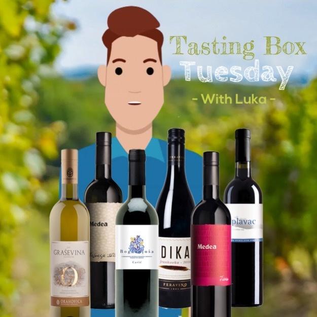 Tasting Box Tuesday