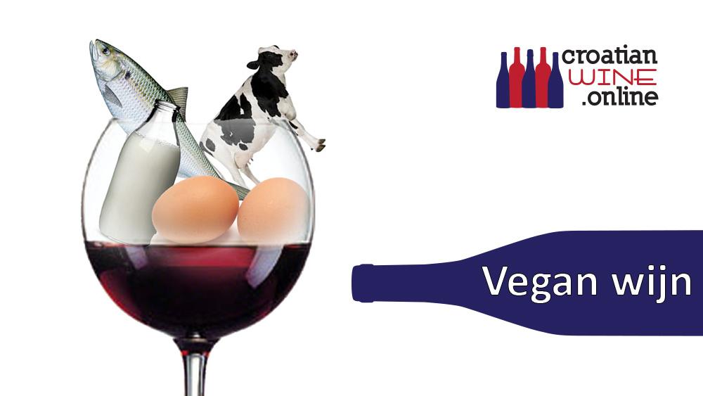 Zijn Kroatische wijnen veganistisch?
