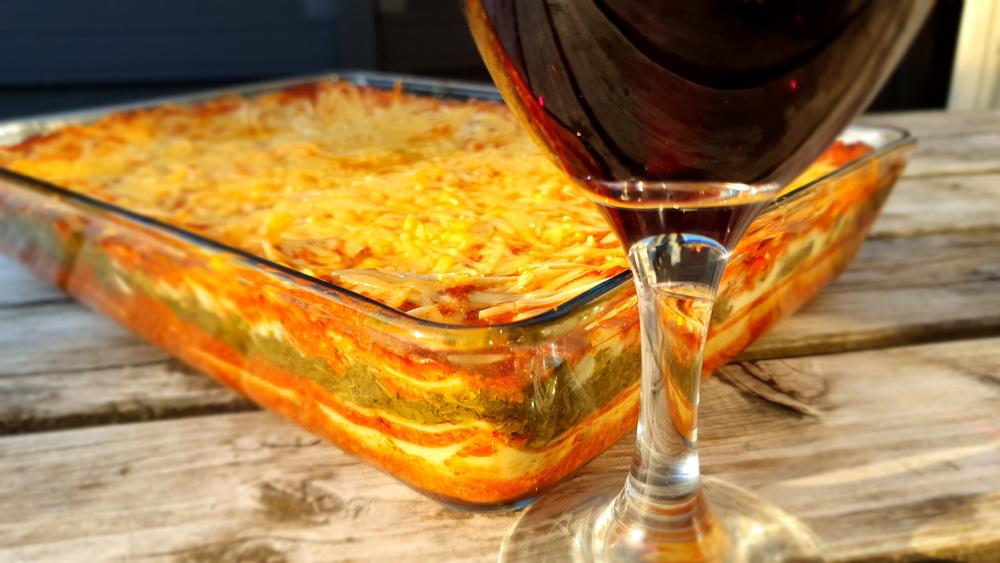 Super lasagne met een twist