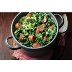 "Kale stew with Sausage (""Boerenkool met worst')"