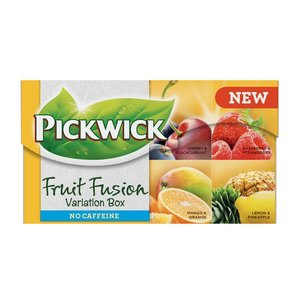 Pickwick Fruit Fusion Pineapple & Lemon