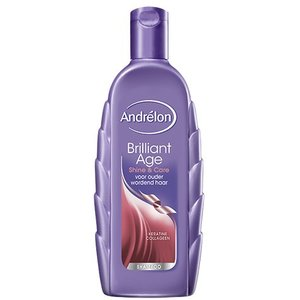 Andrelon Shine & Care Brilliant Age