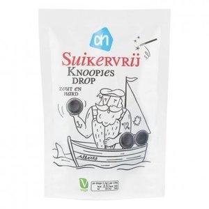 AH Huismerk Knoopjesdrop zout (suikervrij)