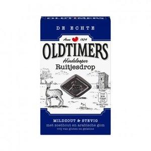 Oldtimers Mild Salt Hindelooper diamond drop
