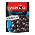 Venco Salmiakrondo's soft salt