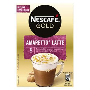 Nescafé Gold Latte Amaretto