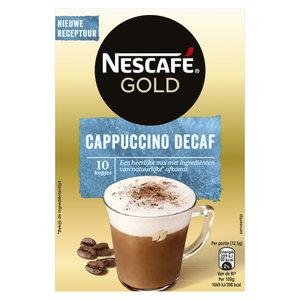 Nescafé Gold Cappuccino cafeine free