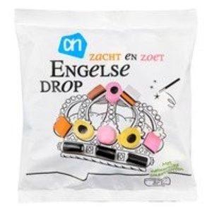 AH Huismerk Engelse drop zacht zoet