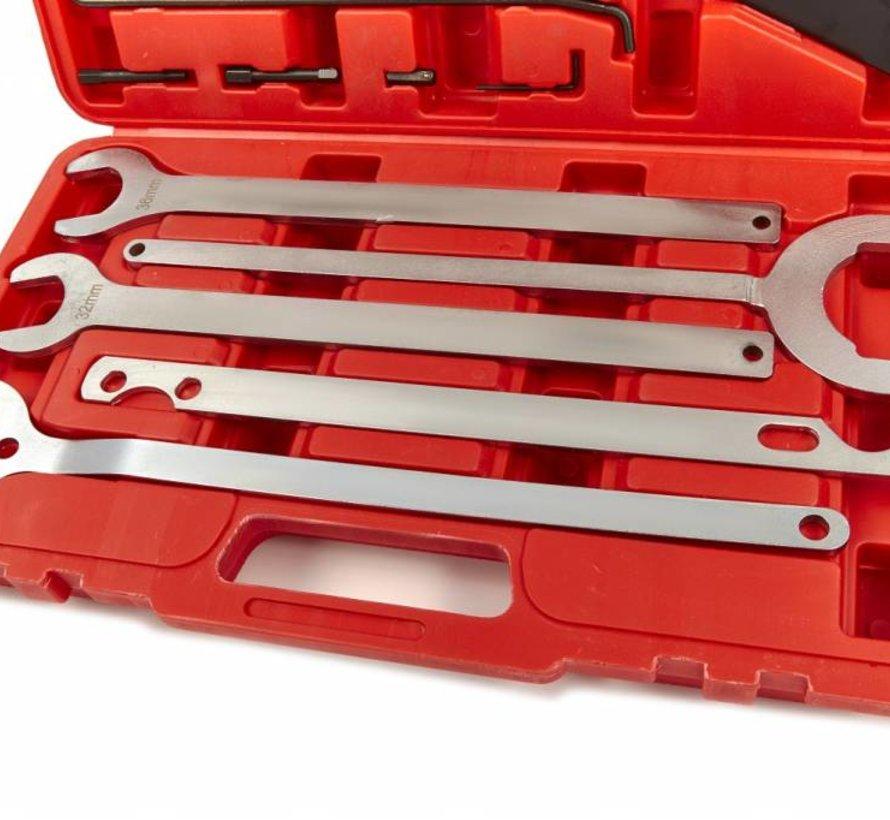 TM Visco Kupplungssperrschlüsselsatz