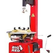 Zerlegungsmaschine für große rote Reifen