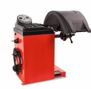 """TM TM Profi Balancing machine 10-24 """"with foot brake"""