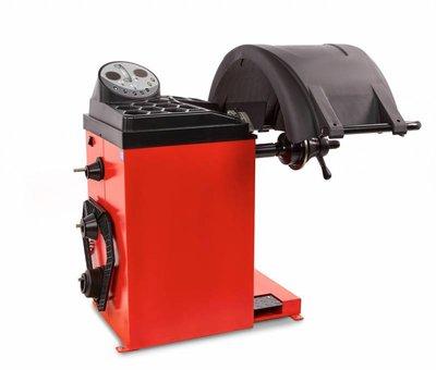 Big Red TM Reifenabbaumaschine mit Hilfsarm