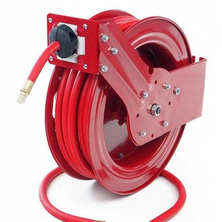 Air hoses and air reels