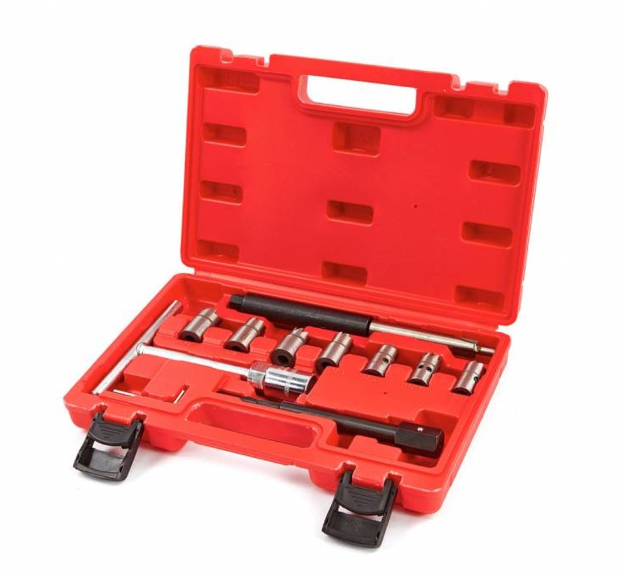 10 Delige Diesel Injector Tappen Set