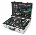 Socket sets, ratchets and wrenches