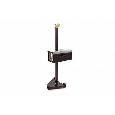 TM Koplampafstelapparaat met Laser en digitale Luxmeter