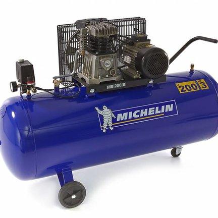 Michelin V-snaar Aangedreven Compressoren