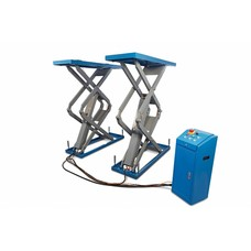 TM Profi Schaarbrug double Flush mounted 3.5 ton 230v