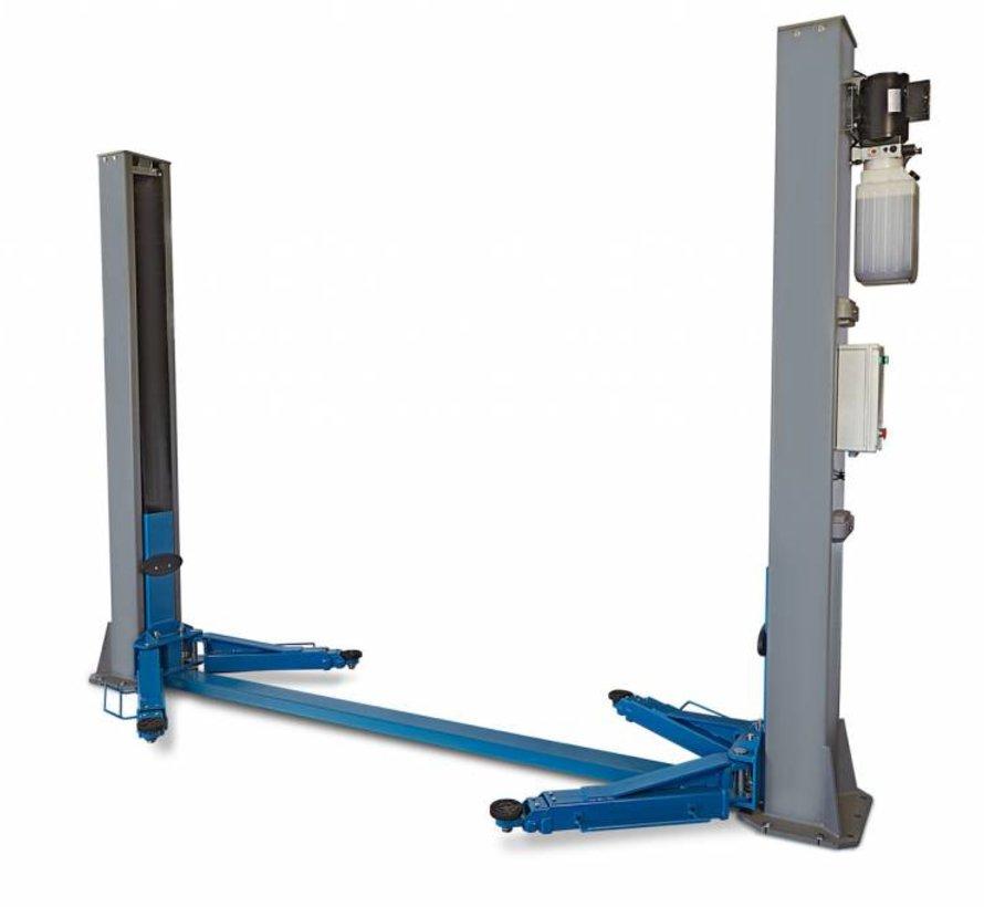 TM 2 Koloms hydraulische hefbrug 5,5 ton HEAVY LINE