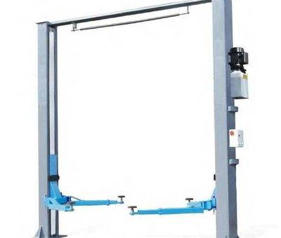 TM TM Vloervrij 2 koloms hefbrug 4.0 ton volautomatisch
