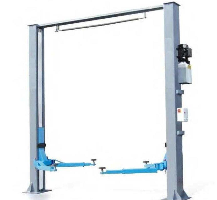 Floor-free 2-column lift 4.0 tonnes fully automatic