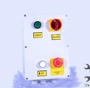 24v controle box compleet