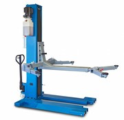 TM TM Mobile 1-column lift with electronic release
