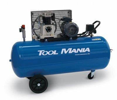 TM 270 Liter Compressor 3Hp, 400v