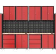 TM Complete modular garage layout