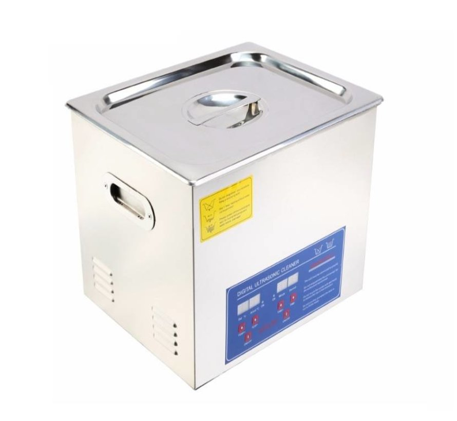 Professional 10 Liter Ultrasonic Cleaner