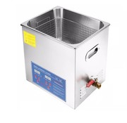 TM TM Professional 15 Liter Ultrasonic Cleaner