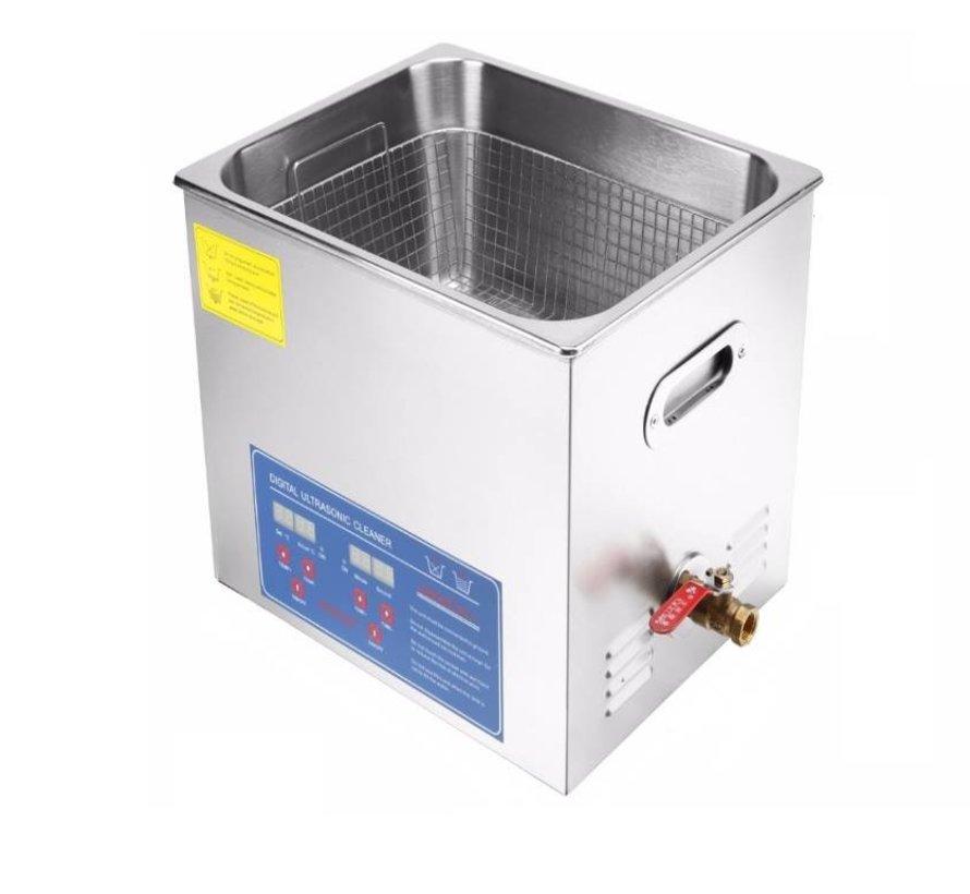 TM Professional 15 Liter Ultrasonic Cleaner