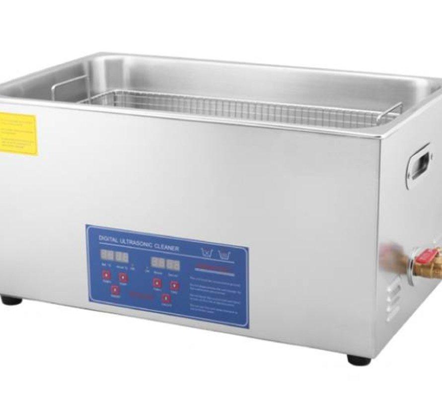 TM Profi 30 Liter Ultrasoon Reiniger