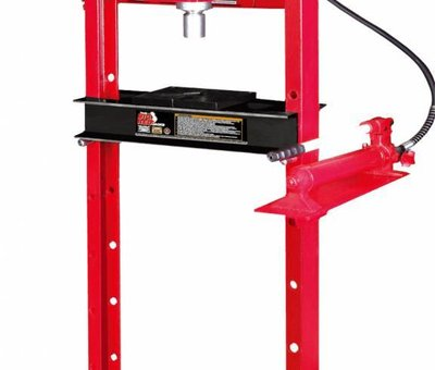 TM 12 Ton Hydraulische Werkplaatspers / Raamwerkpers
