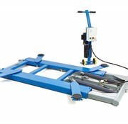 TM Fully automatic 2800 Kg Mobile Autopoetsbrug 140 cm