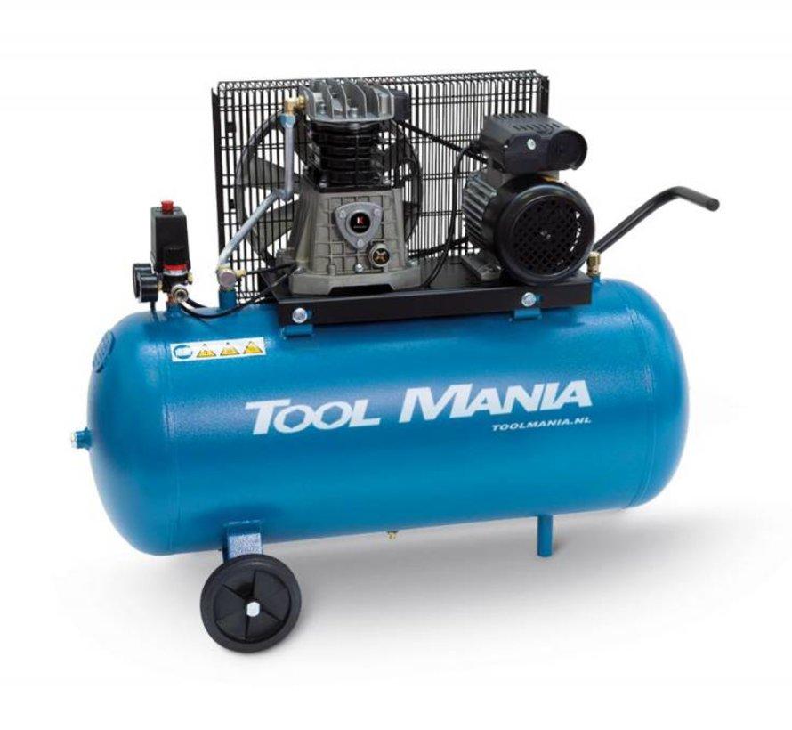 100 Liter Compressor 2Hp, 230v