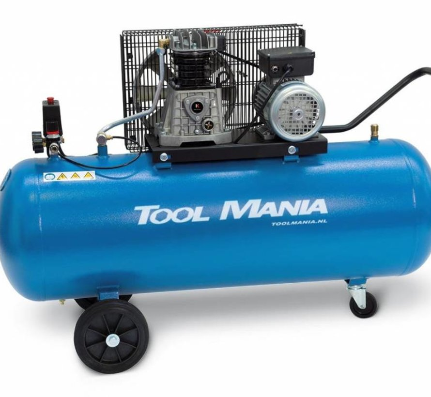 150 Liter Compressor 2Hp, 230v