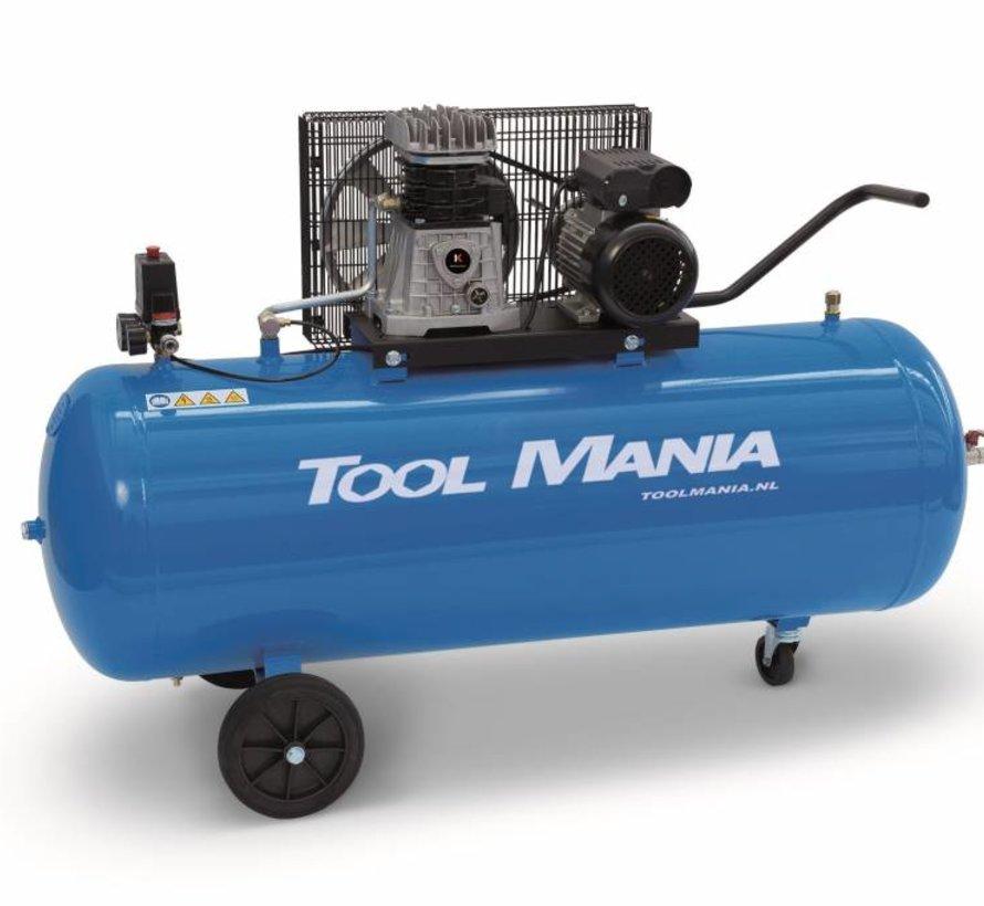 200 Liter Compressor 3Hp, 230v