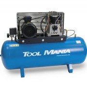 TM 200 Liter Compressor 5.5 hp, 400v