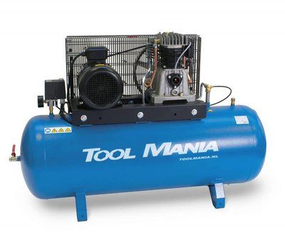 TM TM 200 Liter Compressor 5,5 Hp, 400v