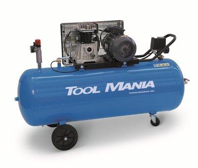 TM 270 Liter Kompressor 3 PS, 230 V