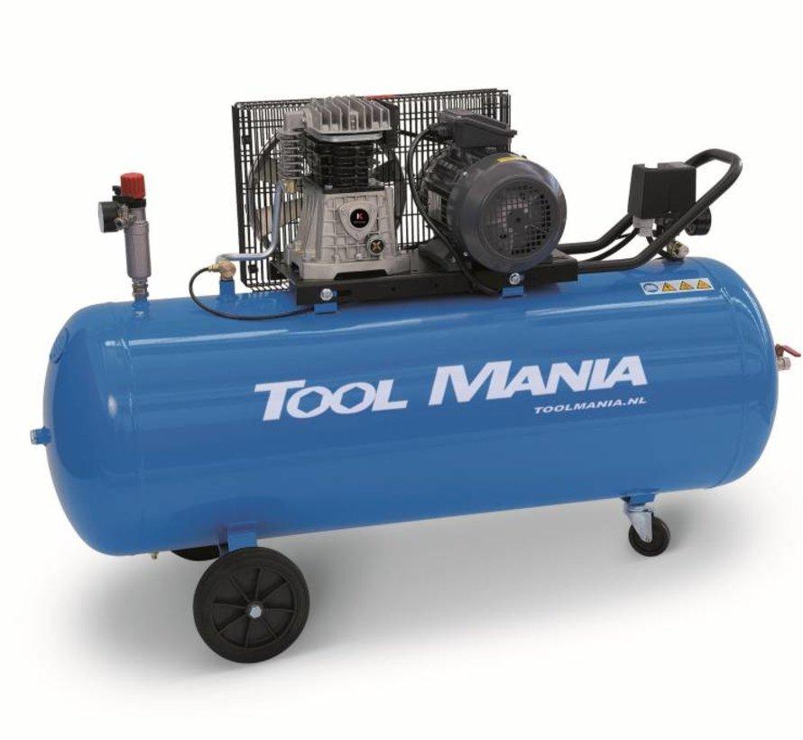 270 Liter Compressor 3Hp, 400v