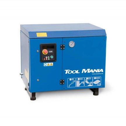 Geluidgedempte Zuiger Compressor