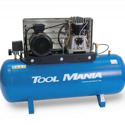 V-snaar Aangedreven Compressoren