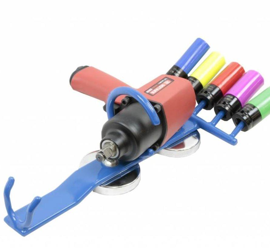 Magnetischer Luftschlüssel und Steckschlüsselhalter