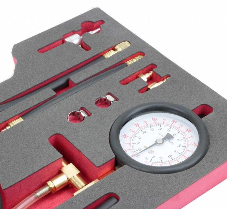 Professionelle Kraftstoffdruckmessgerät