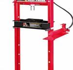 Hydraulic frame presses