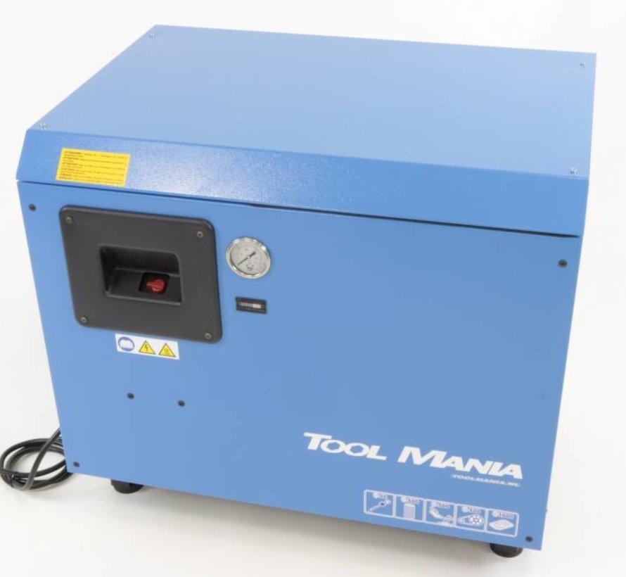 Geluidgedempte Compressor 5,5 HP, 400v