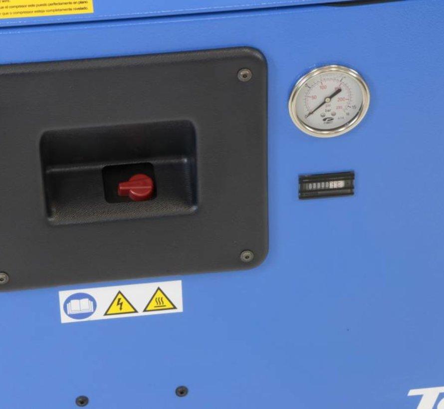 Schallgedämpfter Kompressor 5,5 PS, 400V